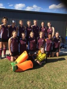 SCC Womens A1 2018